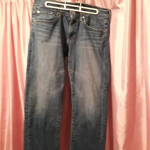 Adriano Goldschmied The Tomboy Crop relaxed jeans